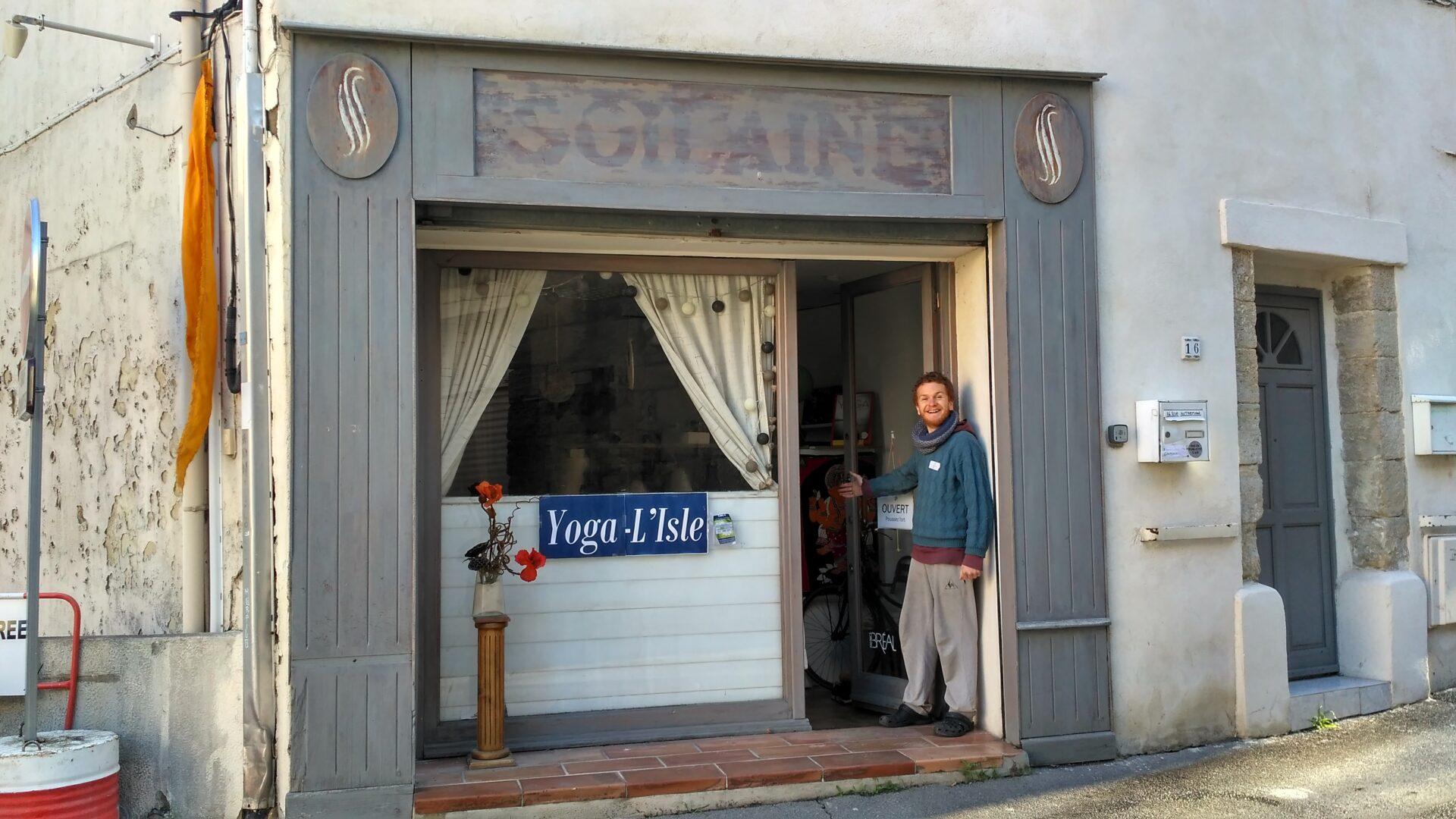 Yoga en Provence dans le Vaucluse